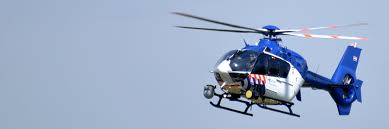 politie helicopter