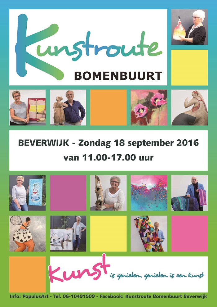 poster kunstroute